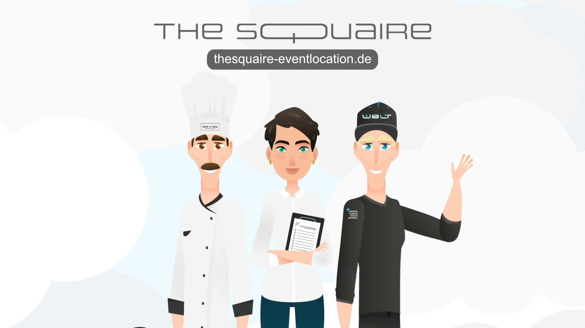 The Squaire: Let's Event Again