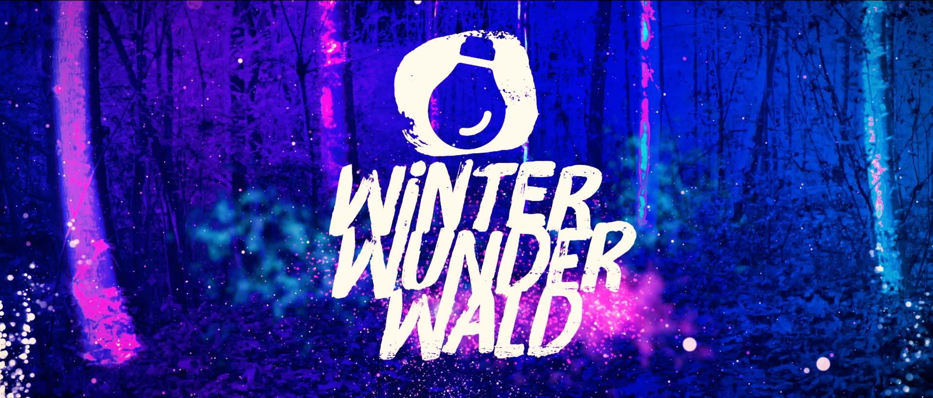 Winter Wunder Wald Teaser